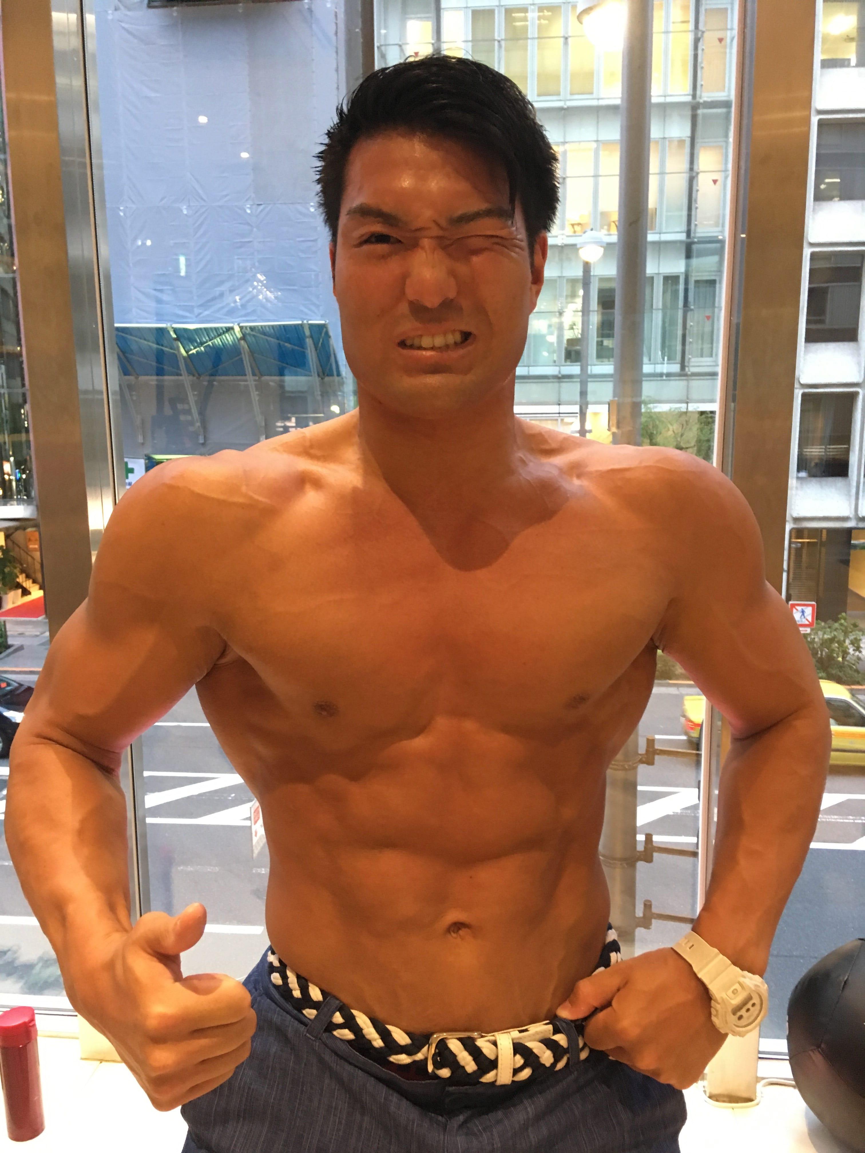 銀座 リデアル パーソナルトレーニング