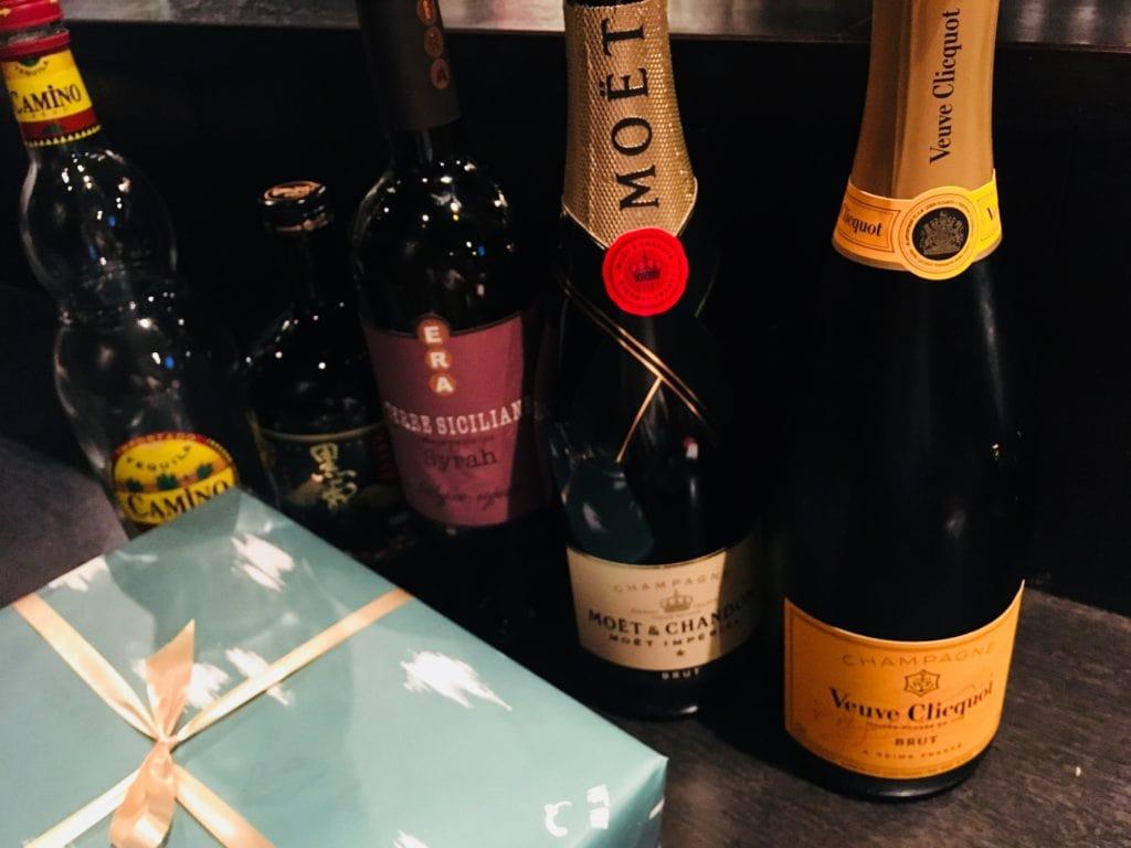 西麻布 七(NANA) シャンパン ワイン テキーラ
