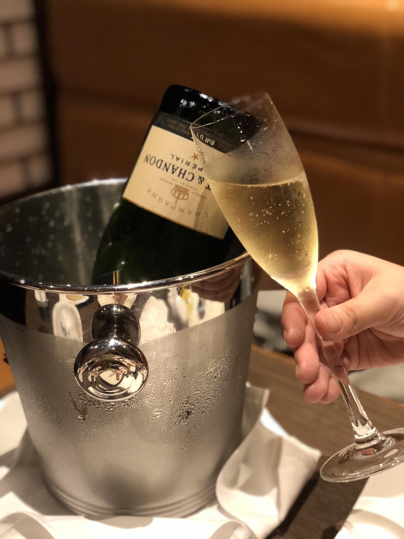 シャンパン モエ 守谷 地元 茨城 誕生日