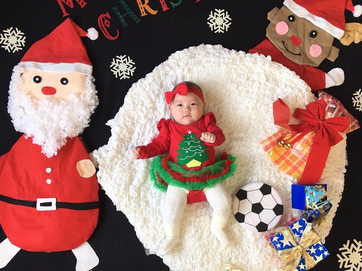 おひるねアート クリスマス 北とぴあ 東京 僕のおひるねアート サンタコス