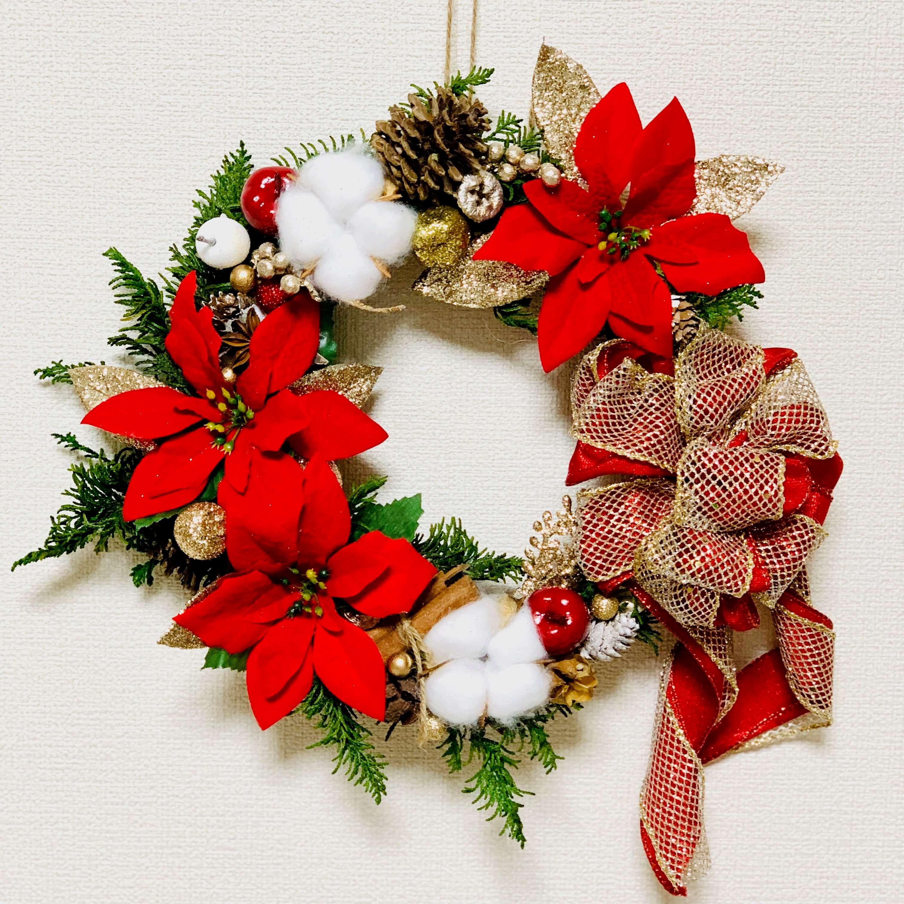 クリスマスリース クリスマス Xmas Christmas ケイティ・リンク